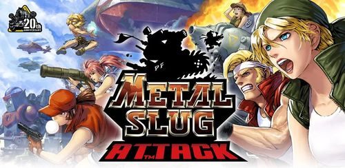 METAL SLUG ATTACK v4.3.1