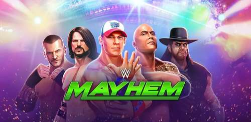 WWE Mayhem v1.34.208 + data