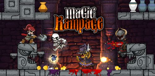 Magic Rampage v3.8.4 + data