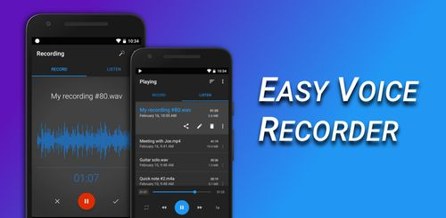 Easy Voice Recorder Pro v2.7.0 build 282700701