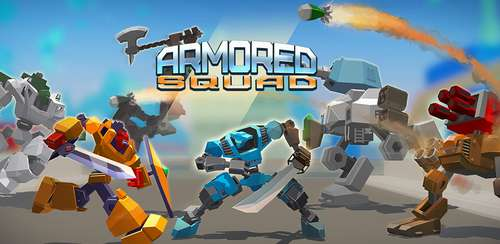 Armored Squad: Mechs vs Robots v2.1.3