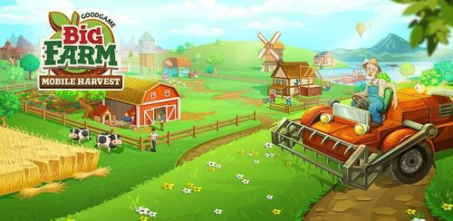 Big Farm: Mobile Harvest v3.15.12674