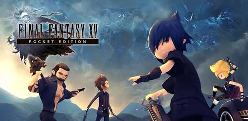 FINAL FANTASY XV POCKET EDITION v1.0.6.631 + data