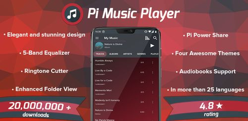 Pi Music Player — For MP3 & YouTube Music v3.0.1