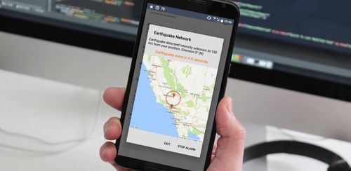 Earthquake Network Pro – Realtime alerts v10.11.19