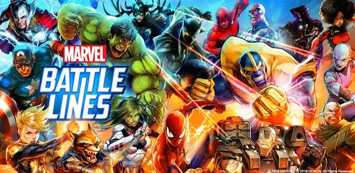MARVEL Battle Lines v2.22.0