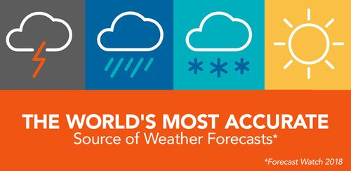 AccuWeather: Weather Tracker & Live Forecast Maps v5.8.6