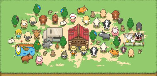 Tiny Pixel Farm – Simple Farm Game v1.4.10