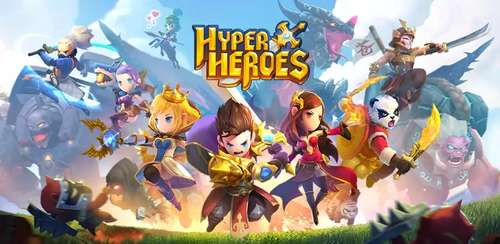Hyper Heroes: Marble-Like RPG v1.0.6.90079