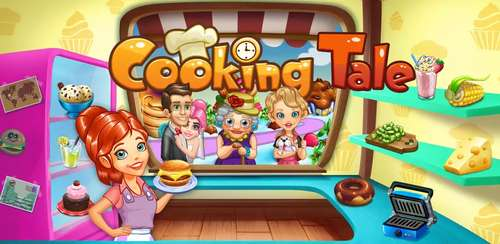 Cooking Tale – Food Gamese v2.539.0