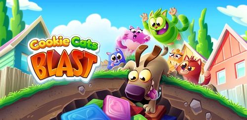 Cookie Cats Blast v1.26.5