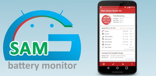 GSam Battery Monitor Pro v3.38