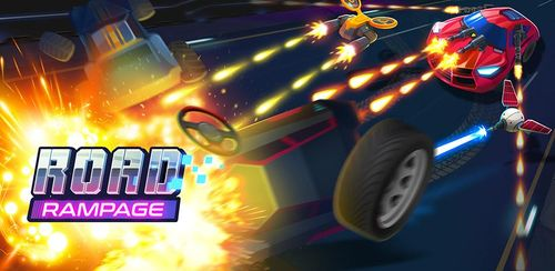 Road Rampage: Racing & Shooting to Revenge v4.5.1