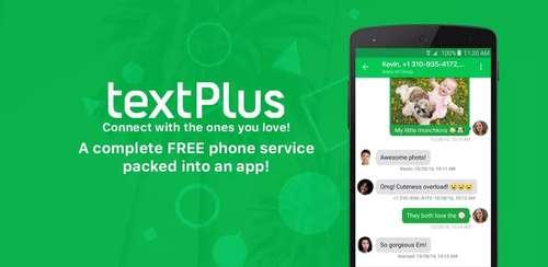 textPlus: Free Text & Calls v7.7.2