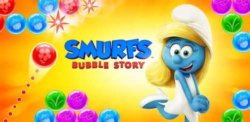 Smurfs Bubble Story v2.13.00577