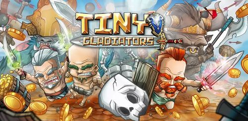 Tiny Gladiators – Fighting Tournament v2.4.3