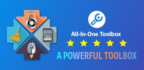 All-In-One Toolbox: Cleaner & Speed Booster v8.1.6.1.2