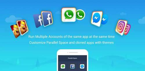 Parallel Space – Multiple accounts & Two face v4.0.8849