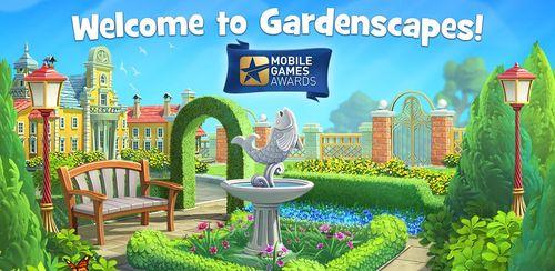 Gardenscapes v3.3.0