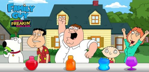 Family Guy- Another Freakin' Mobile Game v2.13.2