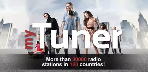 myTuner Radio App – Free FM Radio Station Tuner v7.5.1