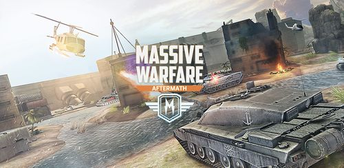Massive Warfare: Aftermath – Free Tank Game v1.35.96
