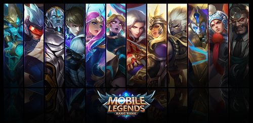 Mobile Legends: Bang bang v1.4.45