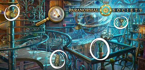 The Paranormal Society: Hidden Object Adventure v1.20.1500