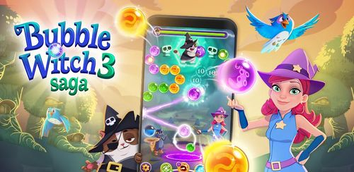 Bubble Witch 3 Saga v5.5.4