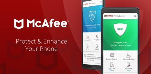 McAfee Mobile Security & Lock v5.3.1.522