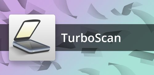 TurboScan: scan documents & receipts in PDF v1.5.7