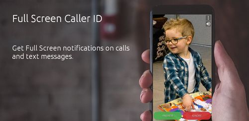 Full Screen Caller ID Pro v14.3.3