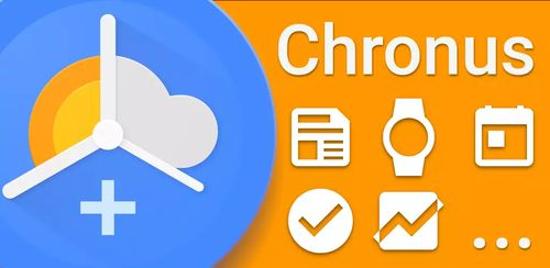 Chronus: Home & Lock Widget Pro v16.1.1