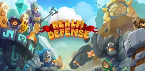 Realm Defense: Hero Legends TD v2.2.5