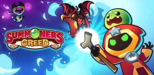 Summoner's Greed: Endless Idle TD Empire v1.13.6