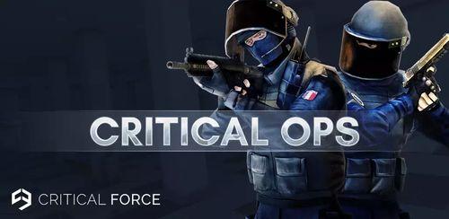 Critical Ops v1.7.0.f612 + data