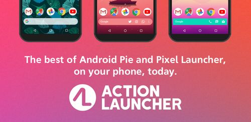 Action Launcher: Pixel Edition v45.1