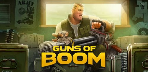 Guns of Boom – Online Shooter v9.2.334