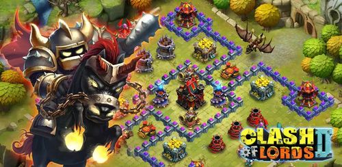 Clash of Lords 2: Guild Castle v1.0.280