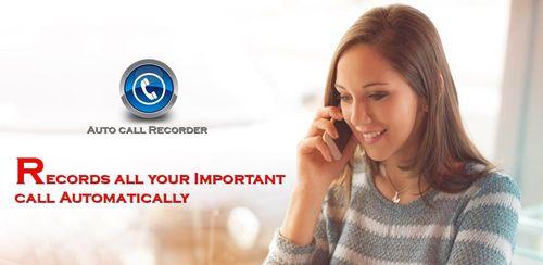 Auto Call Recorder – PRO v1.11