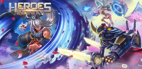 Heroes Infinity: Blade & Knight Online Offline RPG v1.31.7L