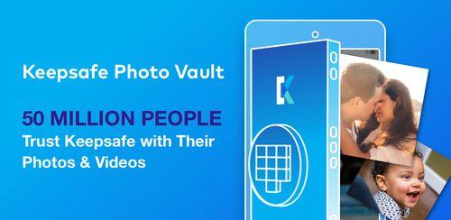 Keepsafe Photo Vault: Hide Private Photos & Videos v10.1.5