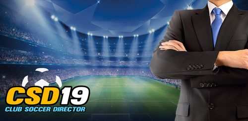 Club Soccer Director 2019 – Soccer Club Management v2.0.25