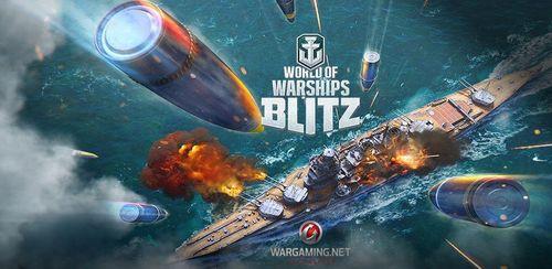 World of Warships Blitz: Gunship Action War Game v3.2.1 + data