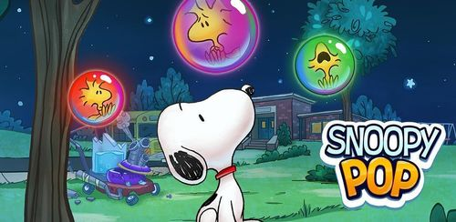 Snoopy Pop – Free Match, Blast & Pop Bubble Game v1.37.000