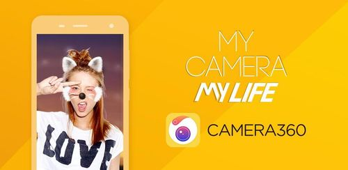 Camera360: Selfie Photo Editor with Funny Sticker v9.6.7