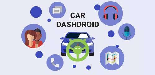 Car dashdroid-Car infotainment Premium v2.3.5