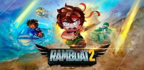 Ramboat 2 – Soldier Shooting Game v1.0.70