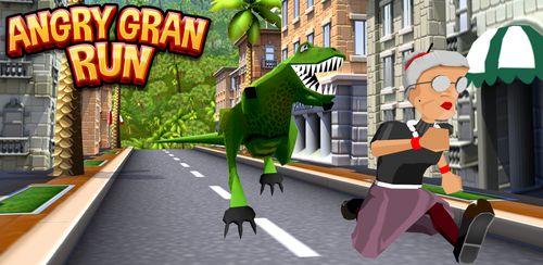 Angry Gran Run – Running Game v2.17.1