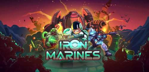 Iron Marines v1.5.14 + data